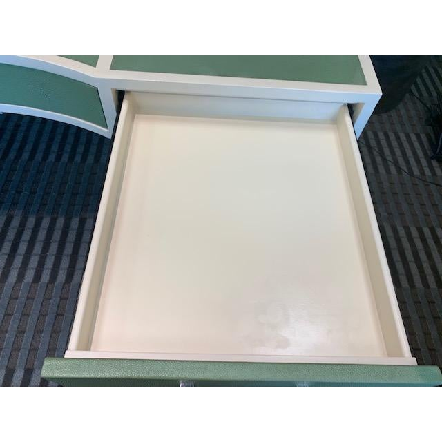 Transitional Lexington Home Sligh Partner Desk For Sale - Image 12 of 13