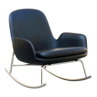 Danish Modern Rocking Chair by Simon Legald for Normann Copenhagen For Sale