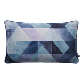 Dimension Blue Cushion For Sale