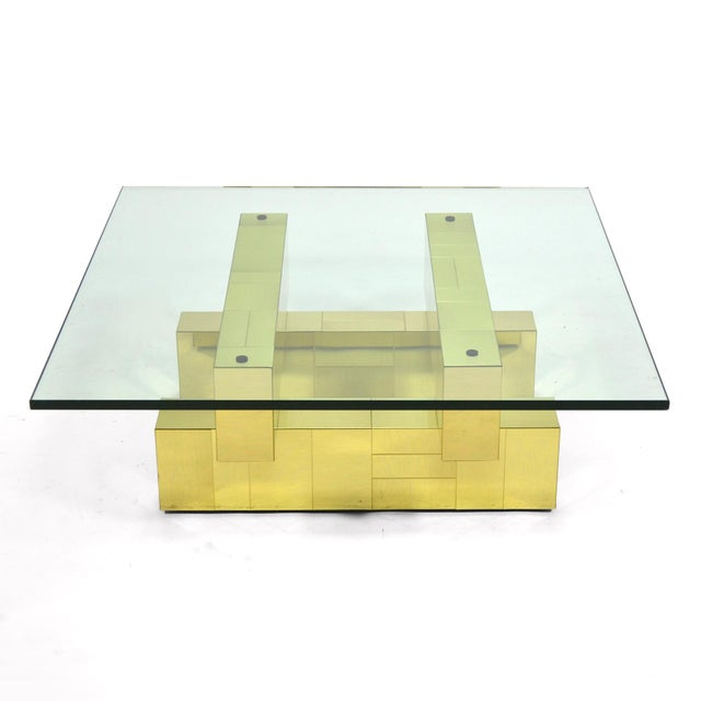Paul Evans Cityscape Coffee Table by Directional For Sale - Image 9 of 11