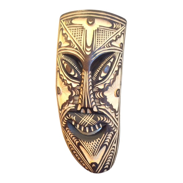 1960s West African Tribal Mask For Sale