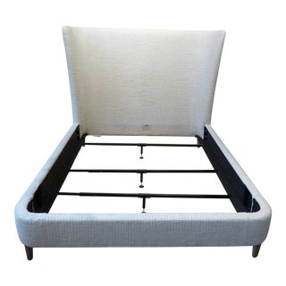 Contemporary Queen-Size Bedframe For Sale