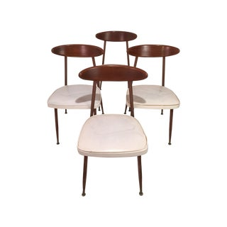 Mid-Century Modern Viko Baumritter Chairs For Sale