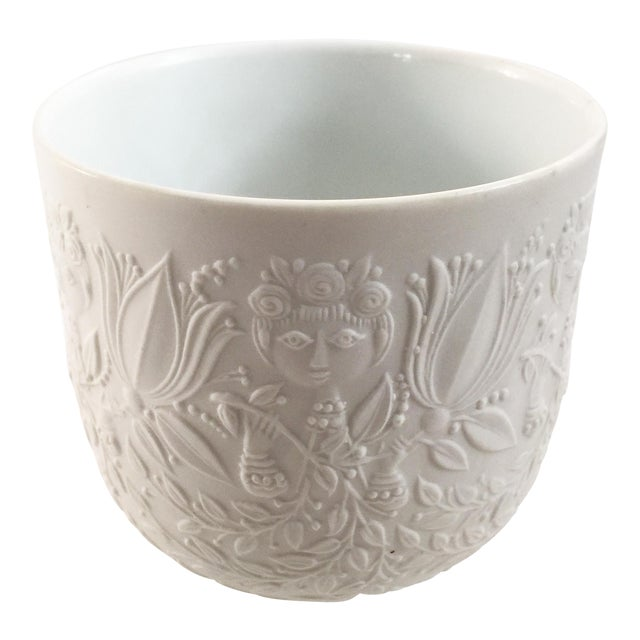 Rosenthal White China Bowl - Image 1 of 8