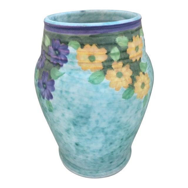 1930's Edward Radford Art Nouveau Vase For Sale