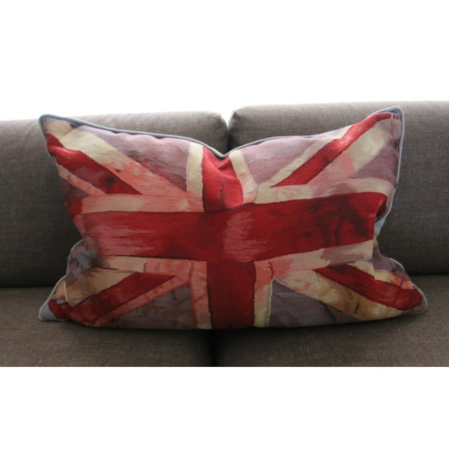"""Vivienne Westwood """"Flag"""" Pillow - Image 2 of 3"""
