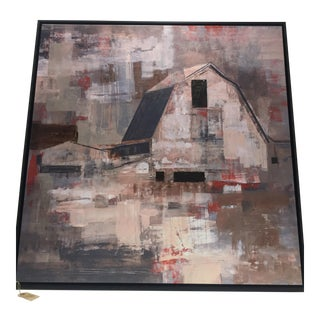 Perryman Road Abstract Giclee Art