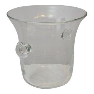 Karl Springer, Signed Ice Bucket Vase For Sale