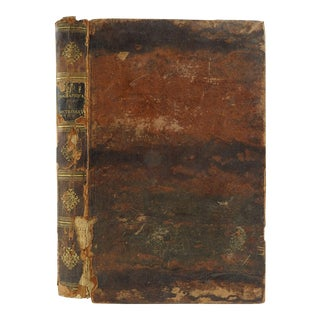 1829 Universal Biographical Dictionary Book For Sale