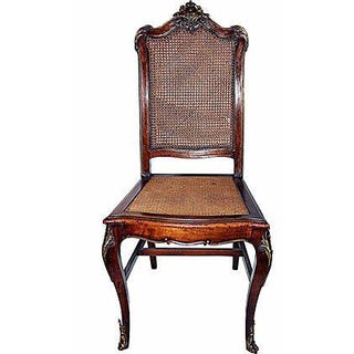 19th C. French Louis XV-Style Chair