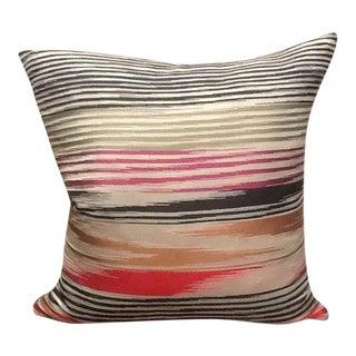 Custom Missoni Home 'Nantes' Pillow For Sale
