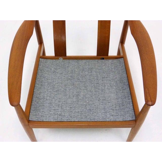 Danish Modern Grete Jalk Teak Lounge Chair For Sale - Image 9 of 10