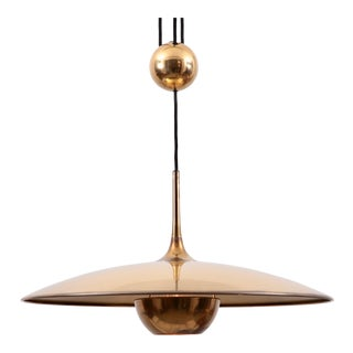 Florian Schulz Onos Polished Brass with Centre Counterweight