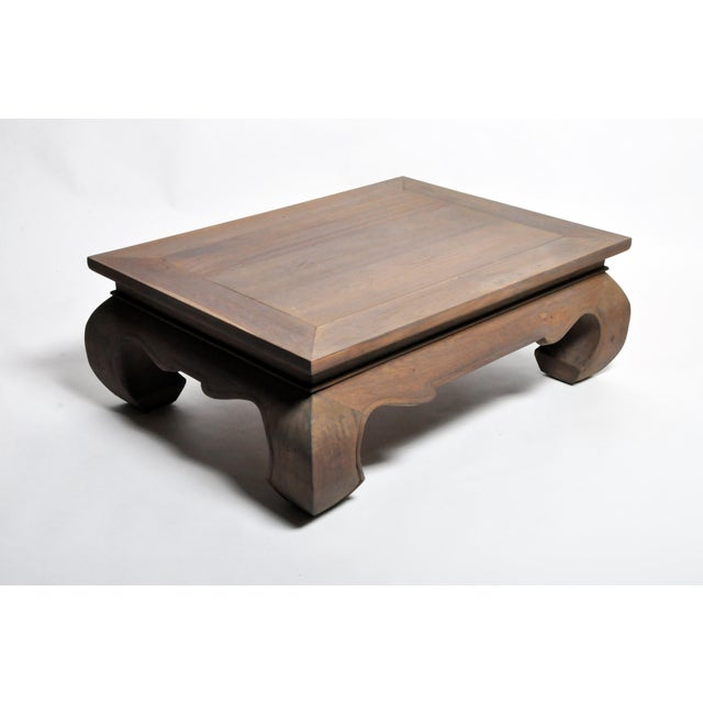 Contemporary Thai Lanna Coffee Table For Sale - Image 10 of 13