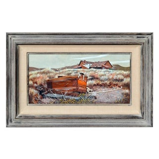 The Old Trunk, Bodie by Darwin Musselman For Sale