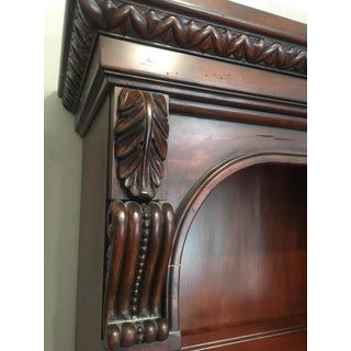 Traditional Hekman 3 Classical Bookcase Preview