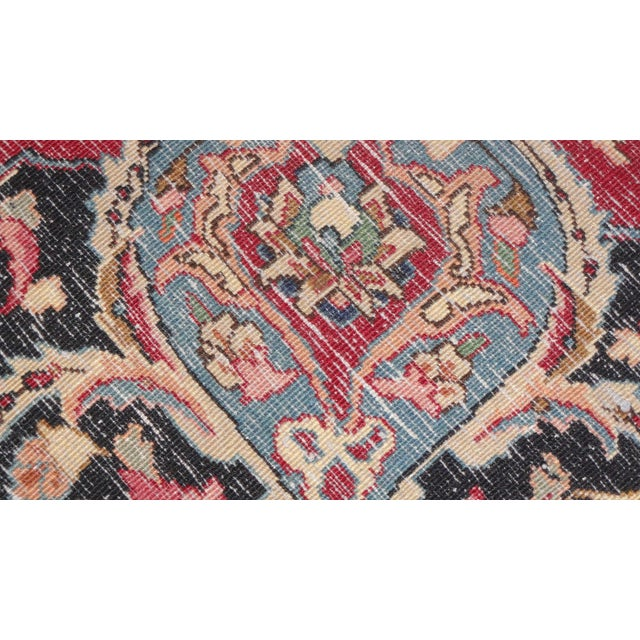 """Persian Khorassan Rug - 9'10"""" x 12'2"""" For Sale - Image 4 of 5"""