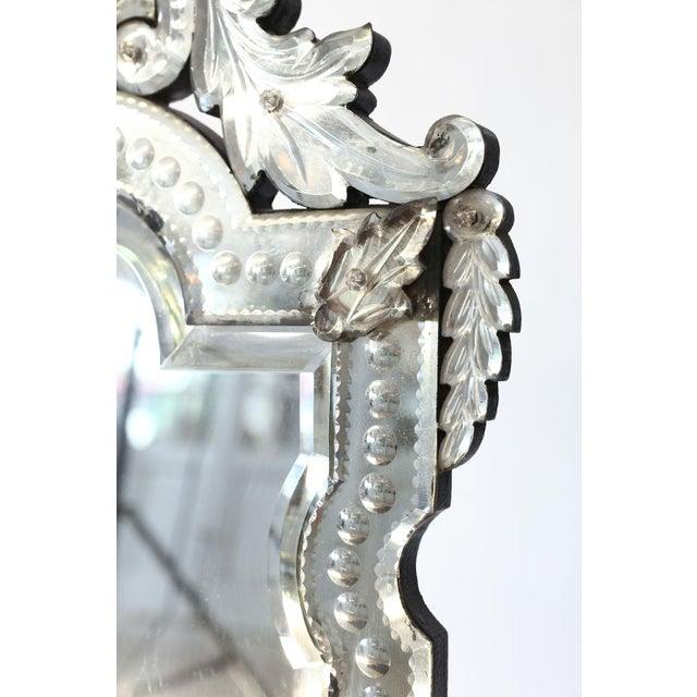 Vanity-Top Venetian Mirror For Sale In Houston - Image 6 of 12