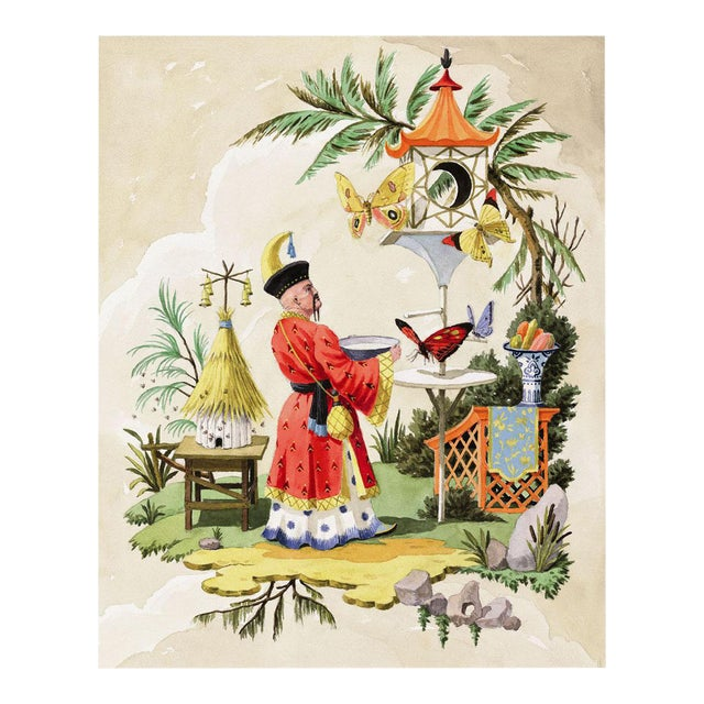 """""""The Butterfly Keeper"""" Giclée Print - Image 1 of 3"""