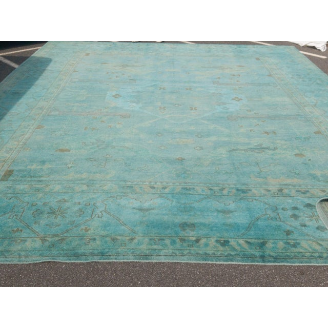 "Apadana Over-Dyed Rug - 12' X 14'8"" - Image 7 of 10"