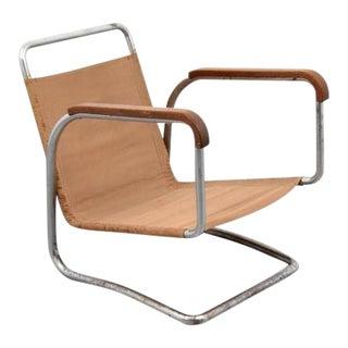 Jindrich Halabala Lounge Chair