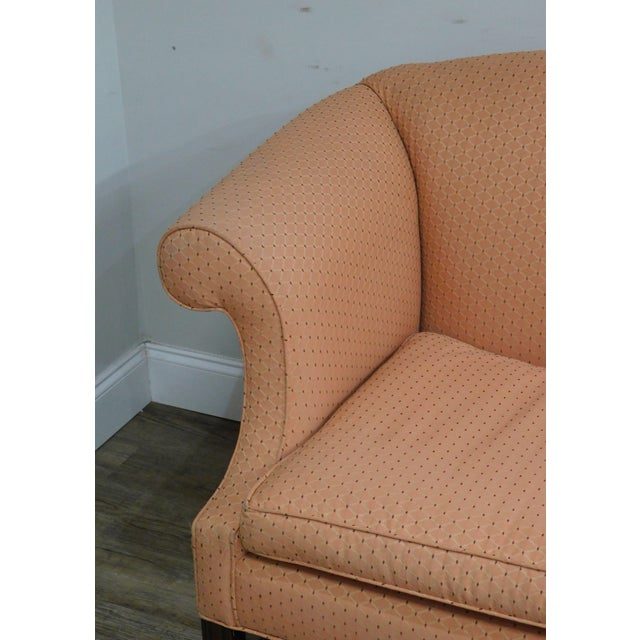 Kittinger Colonial Williamsburg Mahogany Chippendale Sofa For Sale - Image 11 of 13
