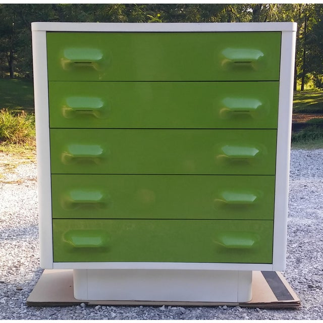 Broyhill Premier Chapter One Tall Dresser For Sale - Image 9 of 9