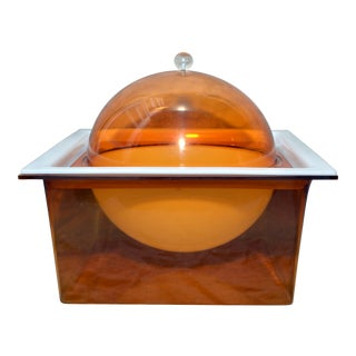 Thermaline Dome-A-Lene Acrylic Server