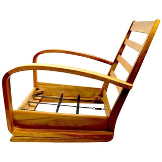 Gilbert Rohde for Heywood Wakefield Lounge Chair For Sale