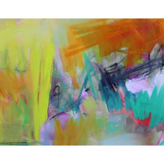 """""""Alice Springs"""" by Trixie Pitts Large Abstract Expressionist Oil Painting Preview"""