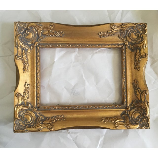 Vintage French Baroque Gold Frame - Image 5 of 6