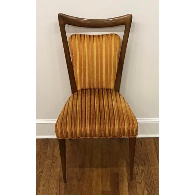 Erno Fabry 1950's Mid-Century Erno Fabry Dining Chairs- Set of 6 For Sale - Image 4 of 13