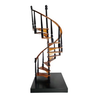 Architectural Model Spiral Staircase For Sale