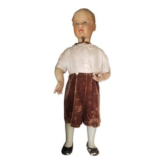 Antique Child Shop Mannequin For Sale