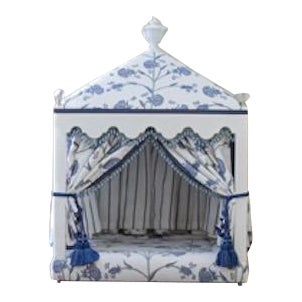 """Bespoke Luxury Dog Bed - """"The Chalet"""" For Sale"""