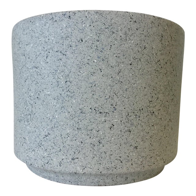 Gainey Speckled Tabletop Planter - Image 1 of 6