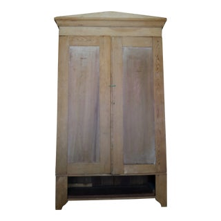 Antique 19th C. Rustic Armoire