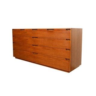 Lane Teak Dresser Credenza For Sale