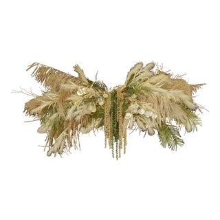Decorative Pampas Grass Floral Chandelier