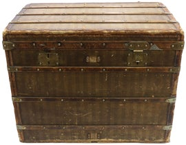 Image of Steamer Trunks