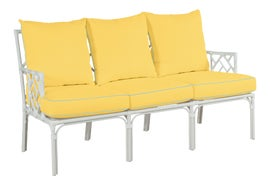 Image of Plastic Outdoor Sofas