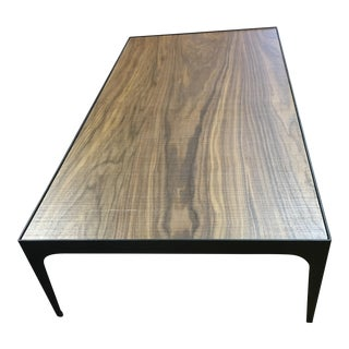 Contemporary Mitchell Gold Wakefield Cocktail Table For Sale