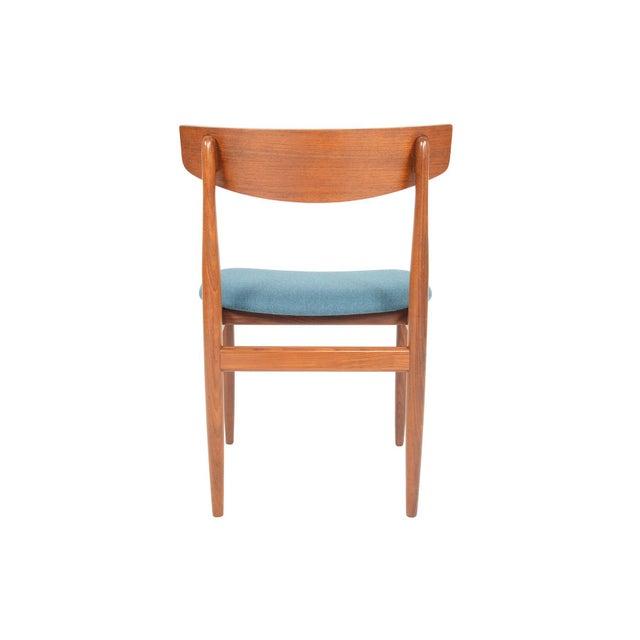 Ib Kofod- Larsen for G Plan Teak Dining Chairs - Set of 6 For Sale - Image 5 of 8
