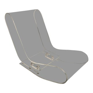 Kartell L C P Lounge Chair For Sale