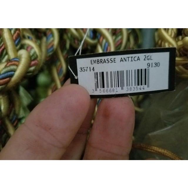 Houlès Paris Antica Tassels Tieback For Sale - Image 11 of 12