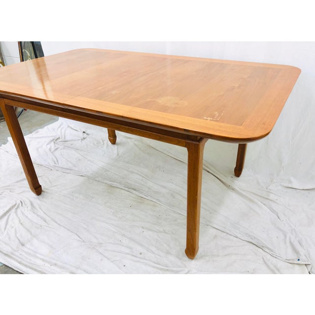 Vintage Mid Century Modern Dining Table For Sale - Image 10 of 12