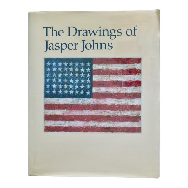 The Drawings of Jasper Johns Book For Sale
