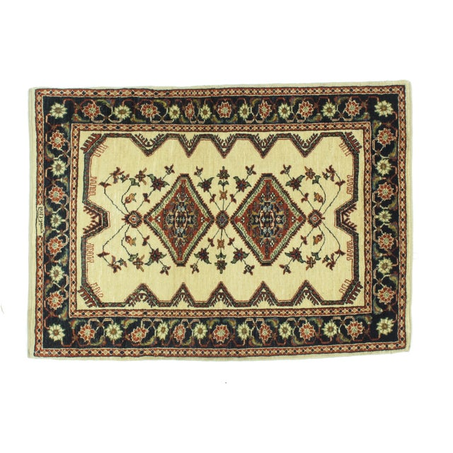 "Leon Banilivi Kashkuli Rug - 2'10"" X 3'10"" For Sale"