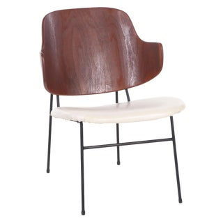 1950s Ib Kofod-Larsen Penguin Chair For Sale