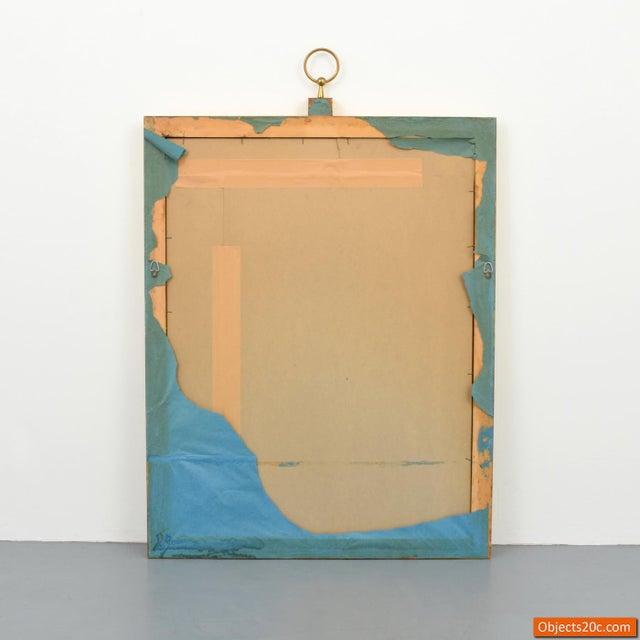 Parzinger Originals Large Tommi Parzinger Mirror For Sale - Image 4 of 10